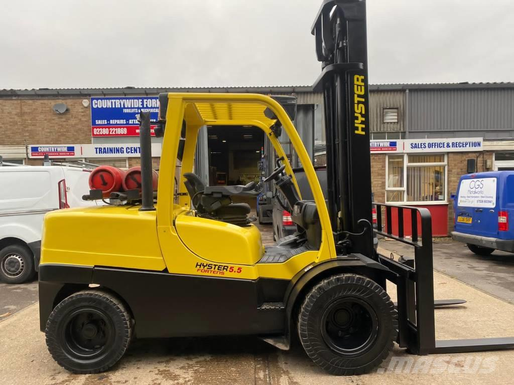 Hyster H 5.50 FT