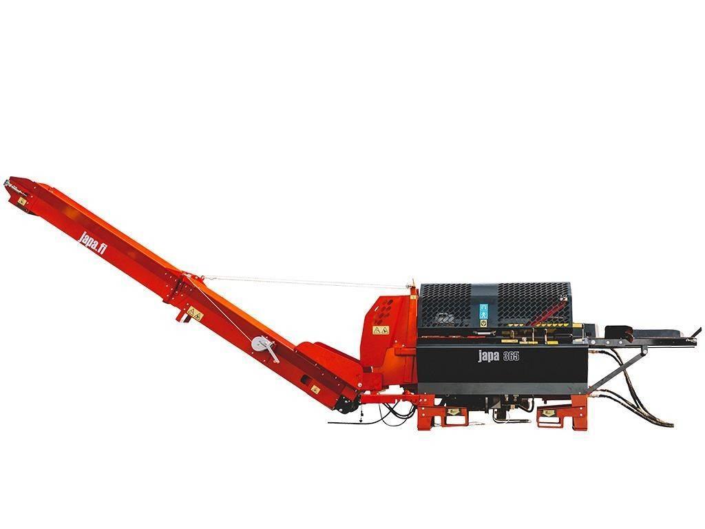 Japa Vedmaskin 365 Basic traktor/eldrift för omg lev