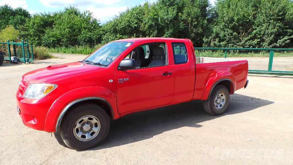Used Diesel Pickup Trucks For Sale >> Used Toyota Hilux HL2 D4D King Cab pickup Trucks Year: 2009 Price: US$ 9,176 for sale - Mascus USA