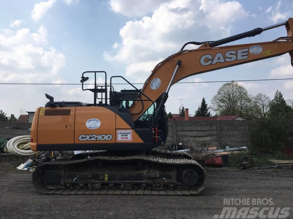 CASE CX 210 D