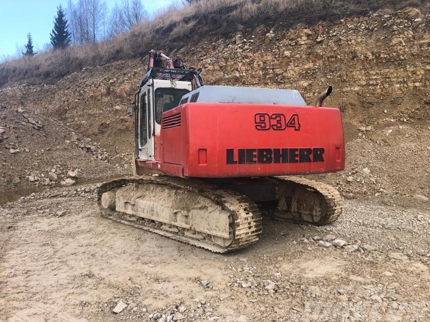 Liebherr R 934 B HD S L
