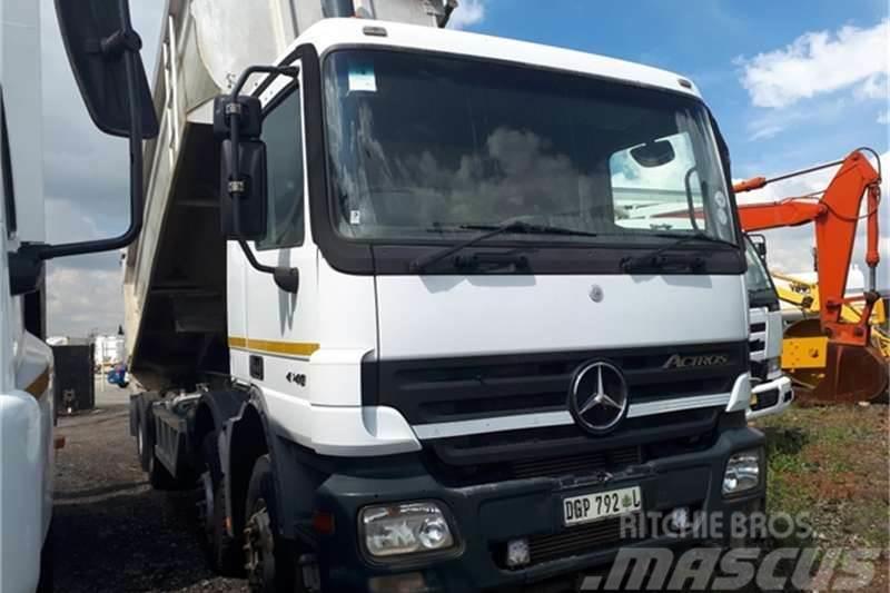 Mercedes-Benz Actros 4140B/51 TIP C/C