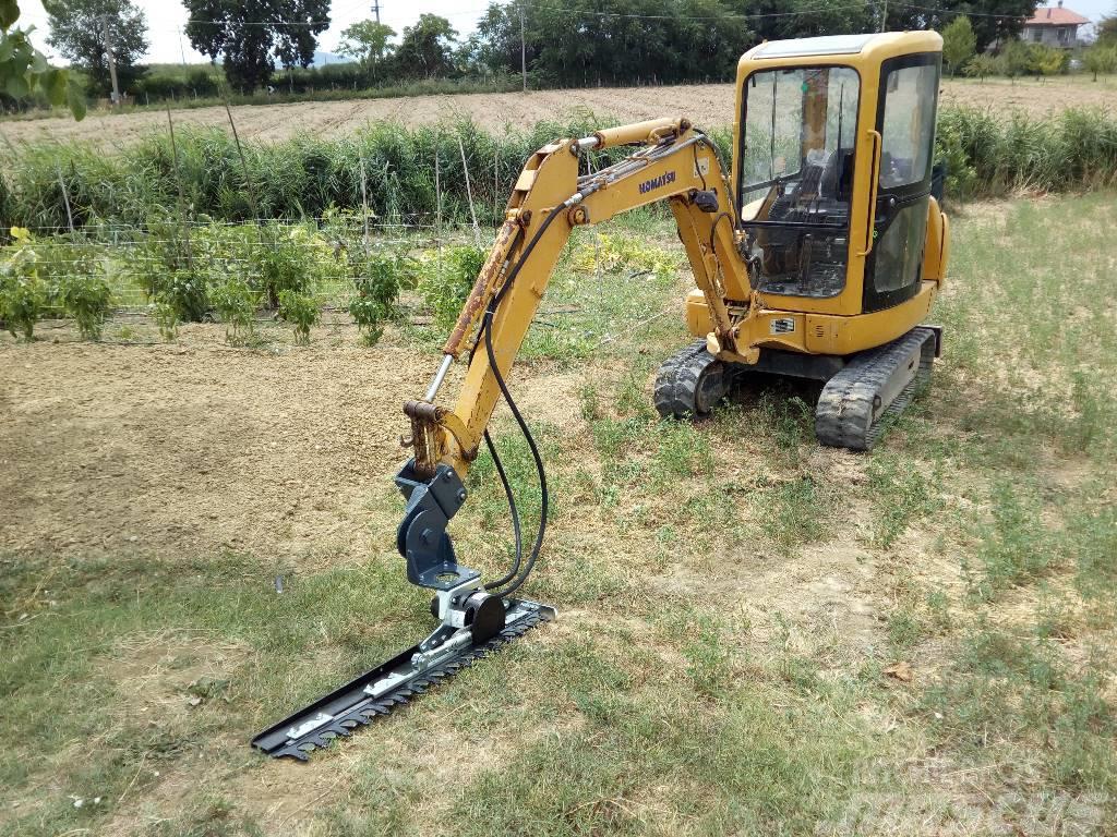 Ghedini attachments BT hedge trimmer