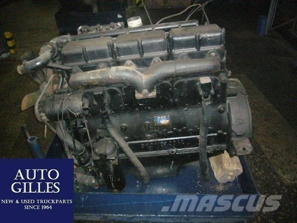 MAN D 0846 HM - 168 PS - 6 Zyl. Reihe D0846HM Motor