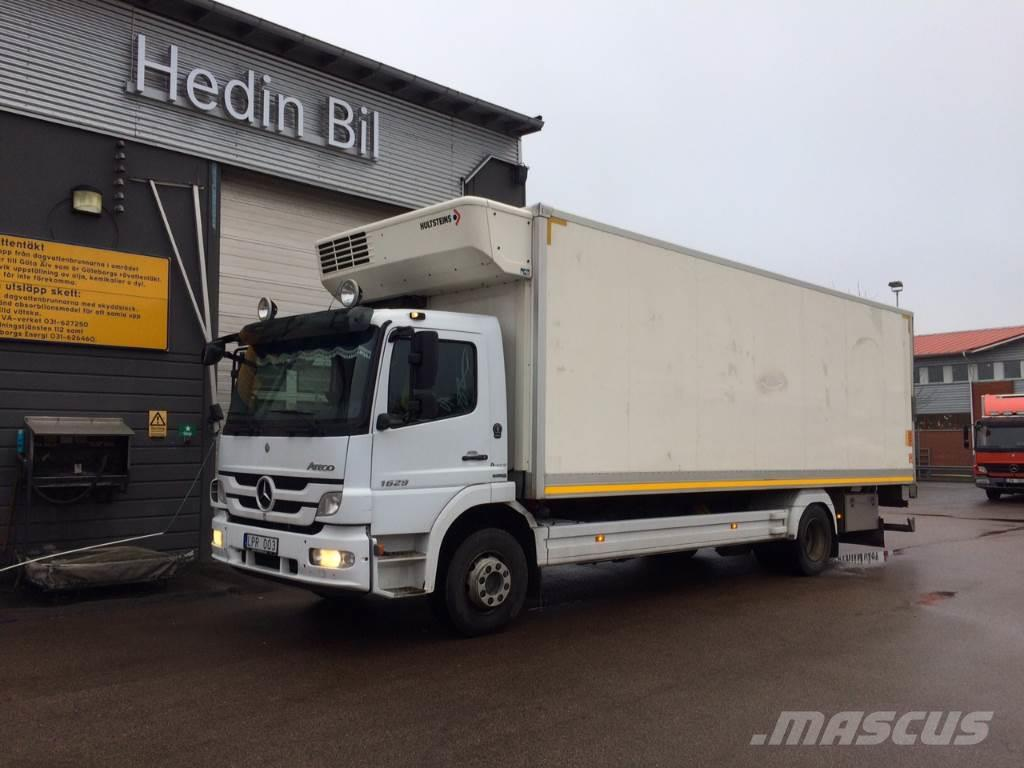 Mercedes-Benz Atego 1629 2-Zons