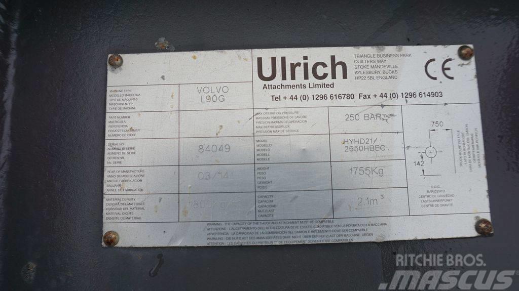 [Other] Ulrich high tip 2.1 m3