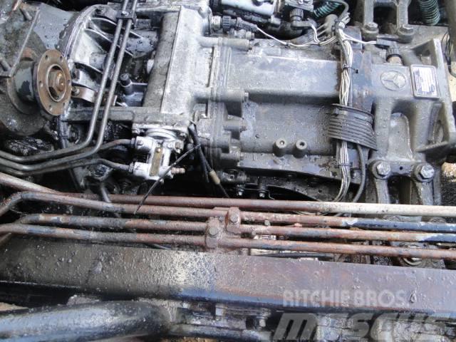 Mercedes-Benz Atego1823 G100-12 gearbox