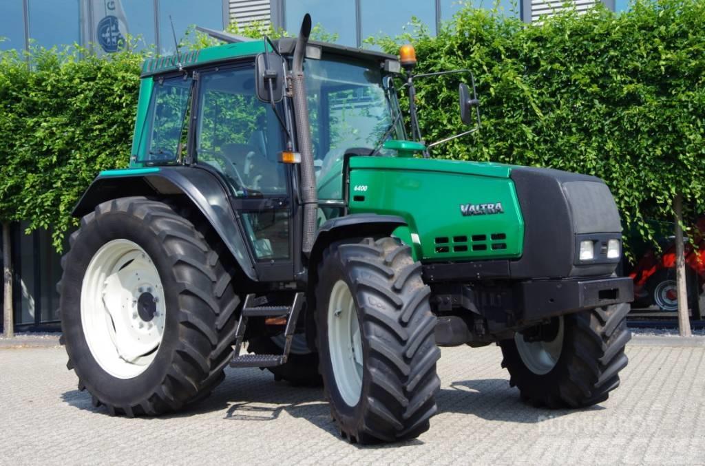 Valtra Valmet 6400 Mezzo Tractor