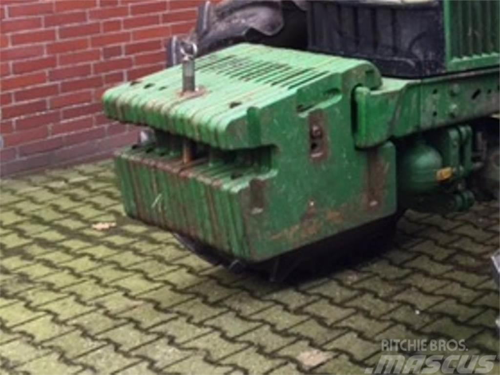 John Deere 6 x 50 kg