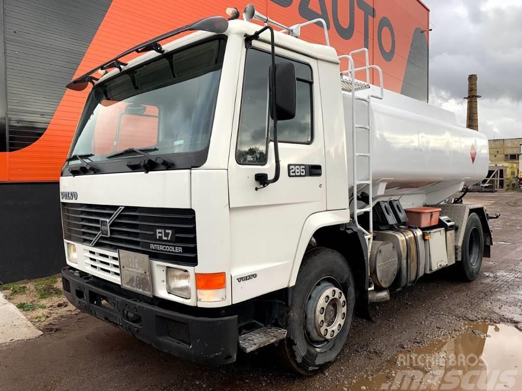 Volvo FL7 ADR Fuel tank truck