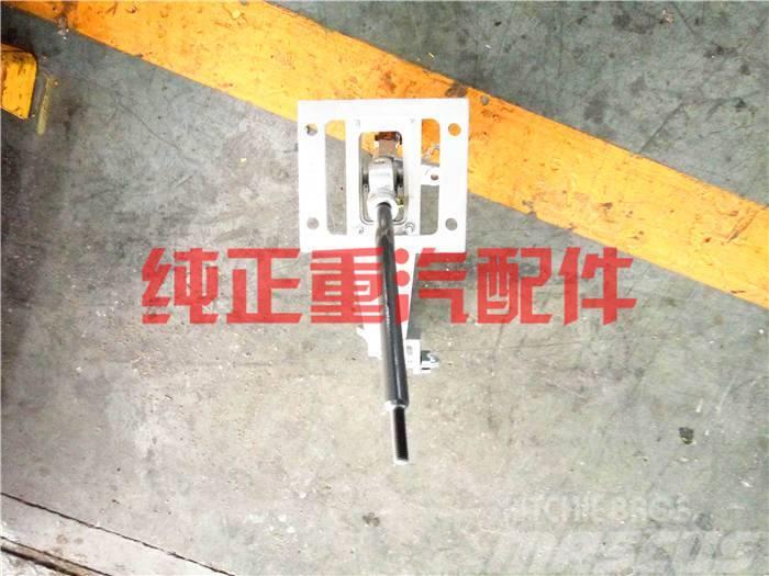 zhognqi AZ9525240010, 2016, Motorer