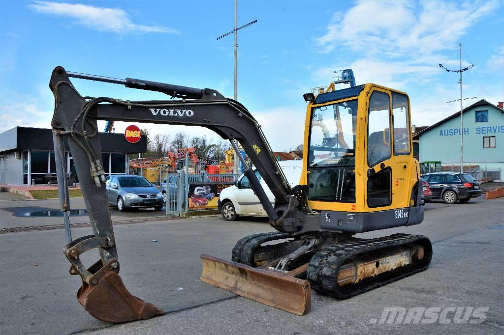 Volvo EC 45 Pro