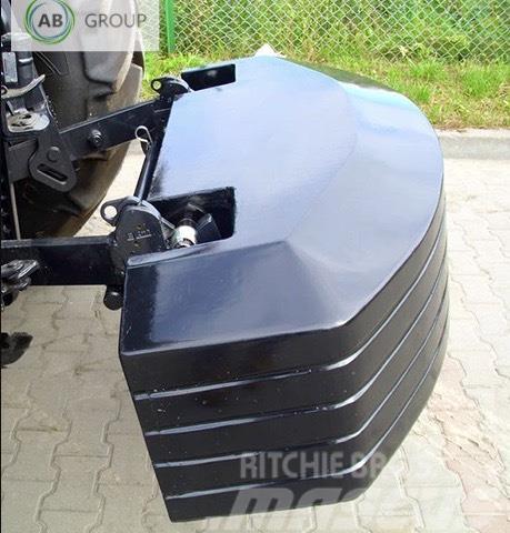 [Other] Kaber Counterweight 700-1500/Obciążnik/Contrepoids