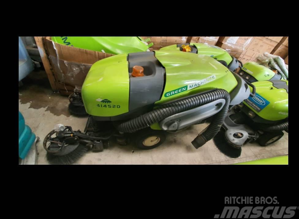 Tennant Green Machine 414 S2D
