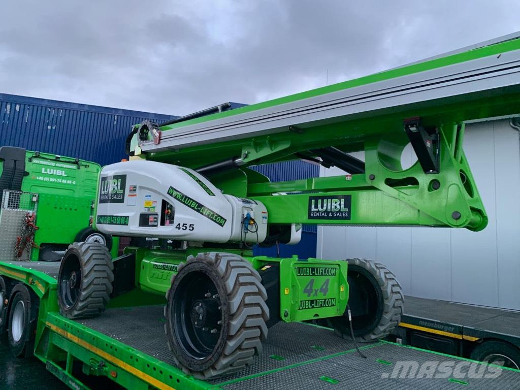 Niftylift HR28 Hybrid, 28m, demo low hours