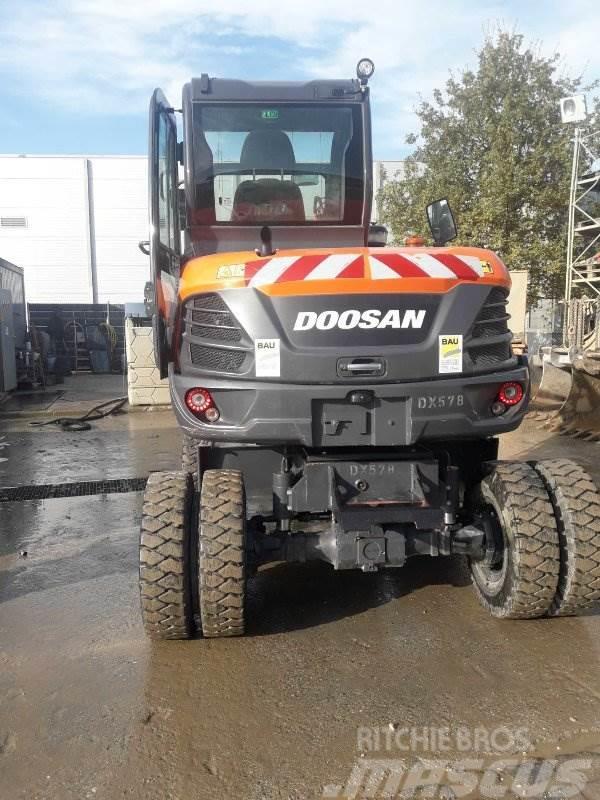 Doosan DX 57 W-5