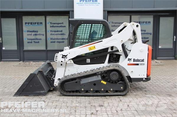 Bobcat T590 NEW AND UNUSED Multi Terrain Loader!