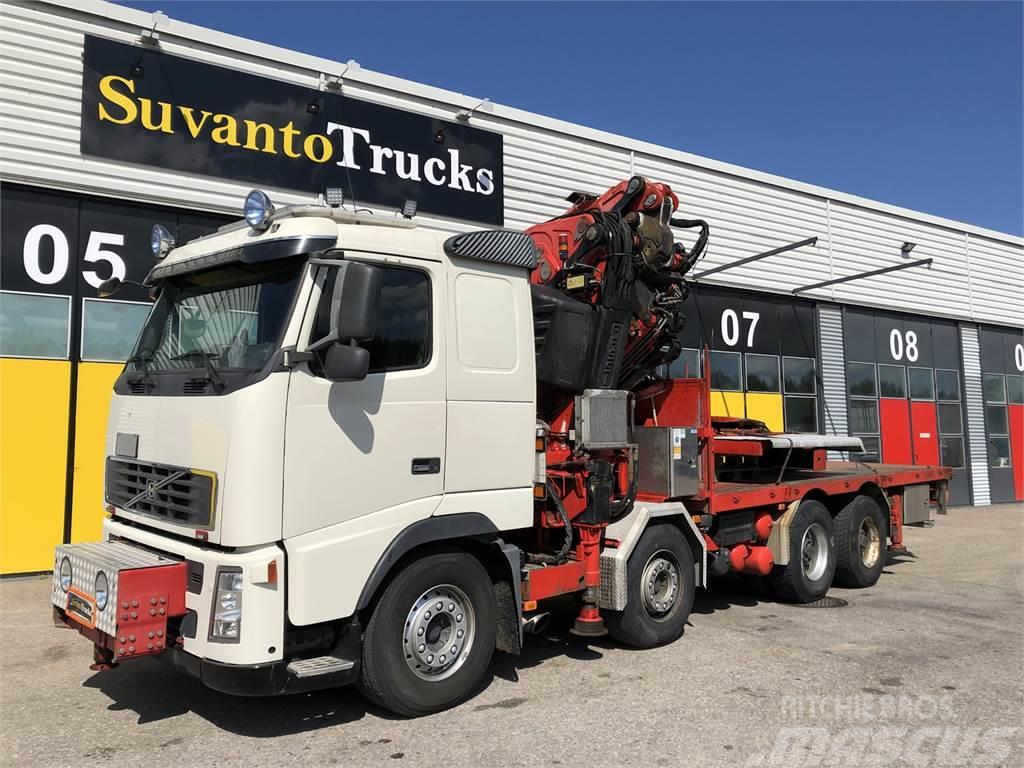 Volvo FH16 8X4