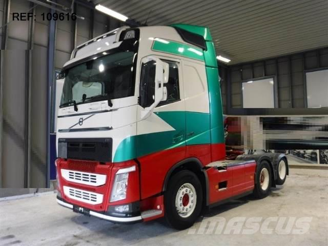 Volvo FH13.540 6X2 HUB REDUCTION RETARDER EURO 5