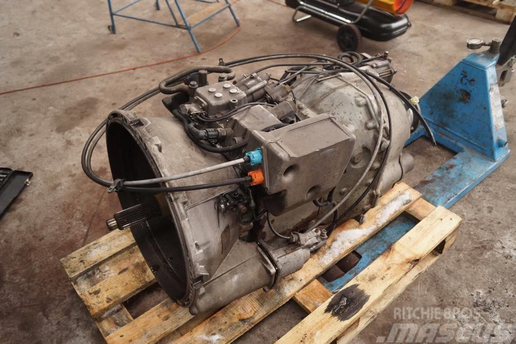 Volvo FH / FM / MANUAL GEARBOX VT2514B