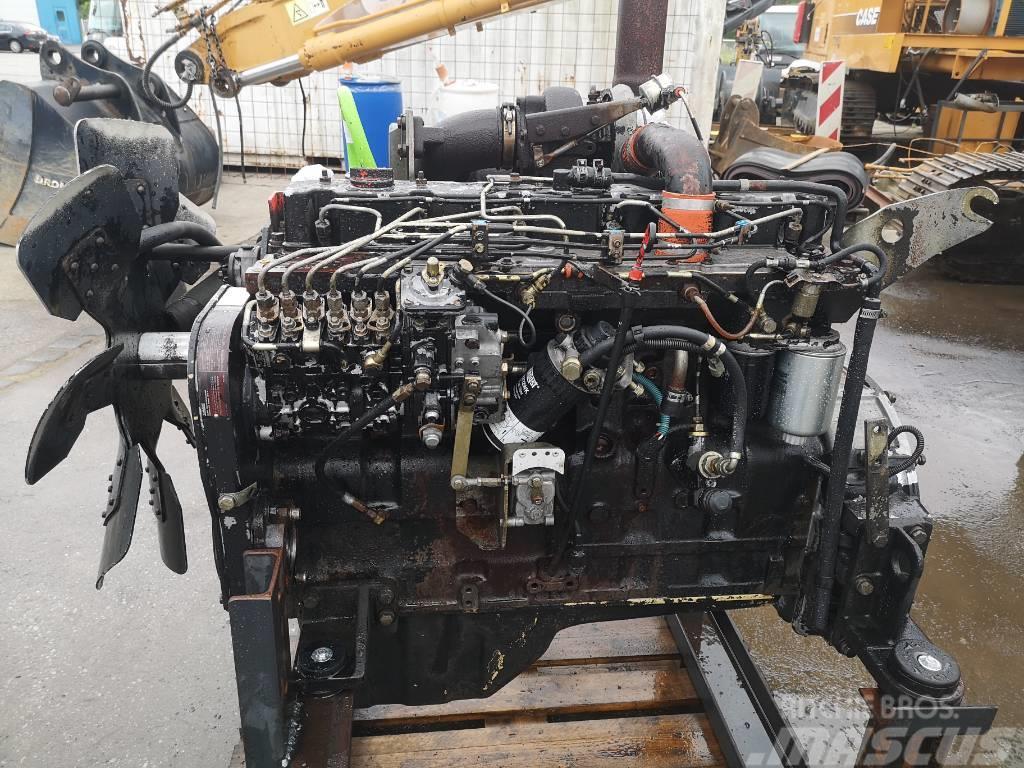 CASE 1488 Cummins Motor 6T-830