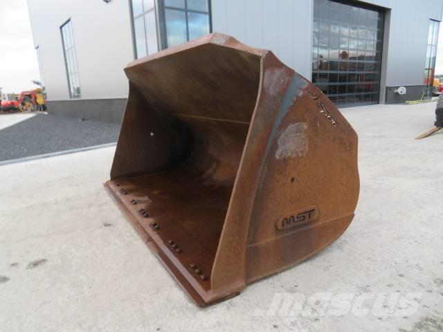 Liebherr L 586 Loading bucket 3800mm 9000 ltr