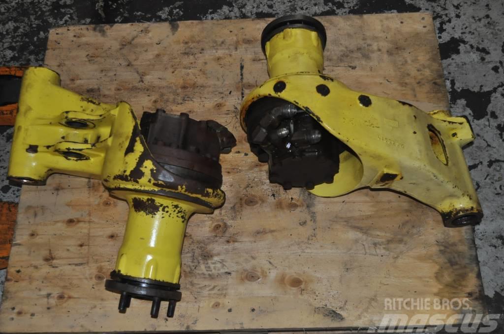 Waratah H752 ramię rolki z silnikiem