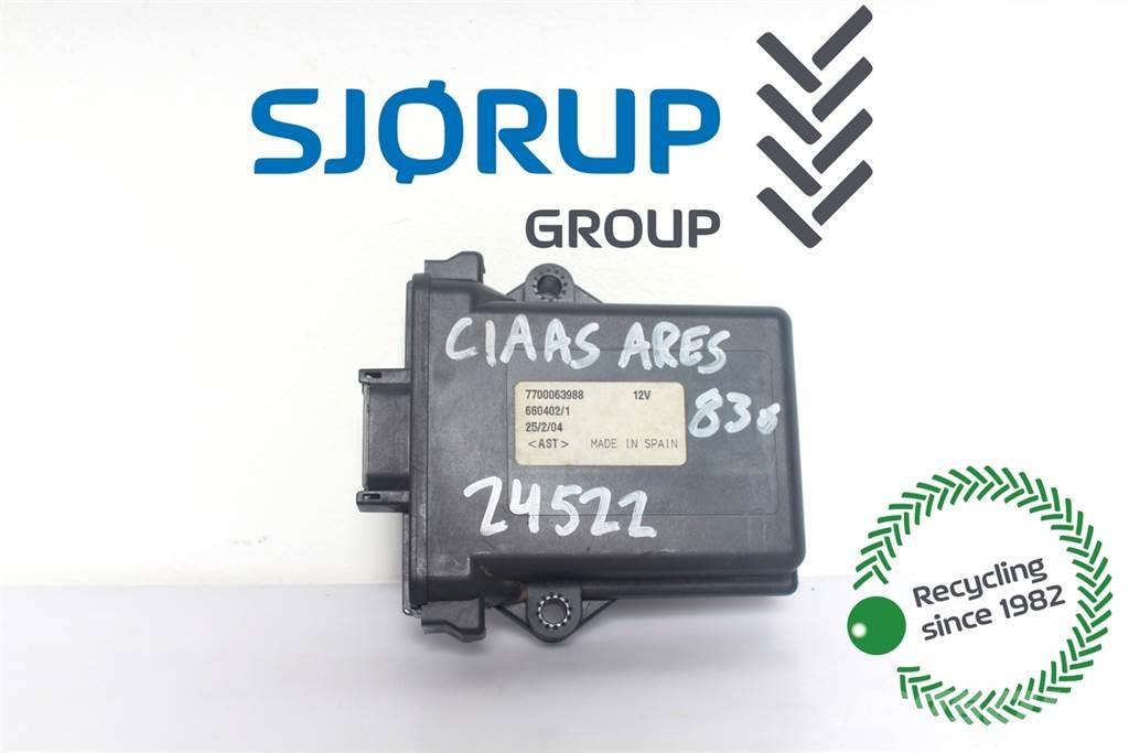 CLAAS Ares 836 ECU