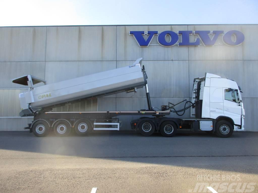 Volvo Tippsemi-sett