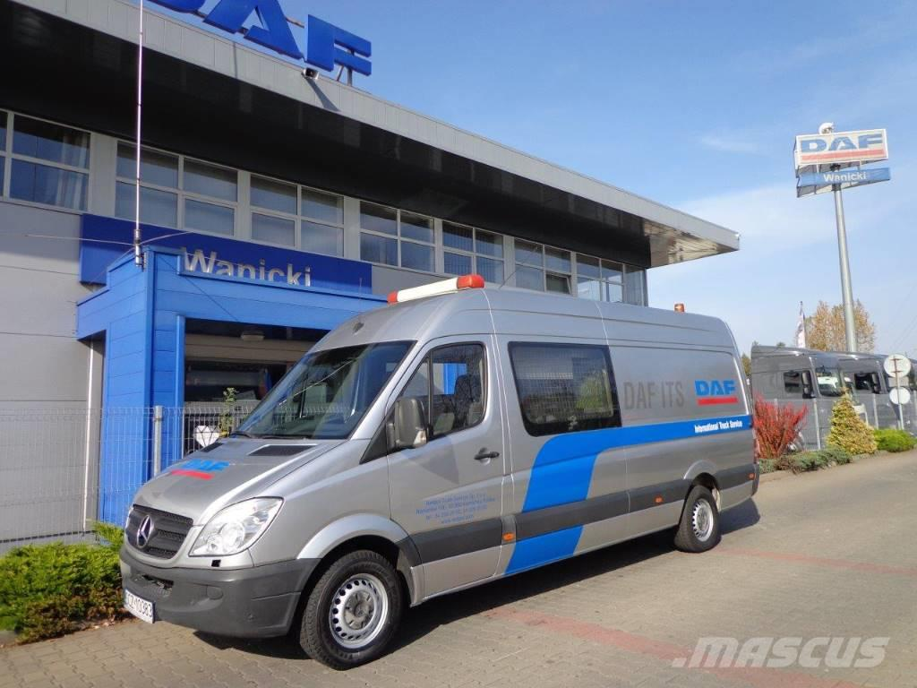 Mercedes-Benz 309 2007 Sprinter
