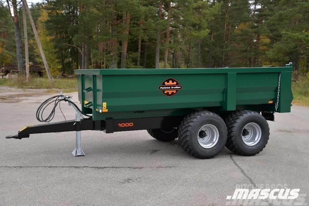 Palmse Dumpervagn D 1000