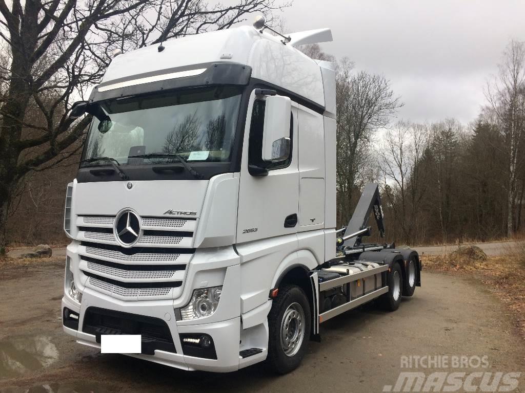 Mercedes-Benz Actros 2653 Lastväxlare