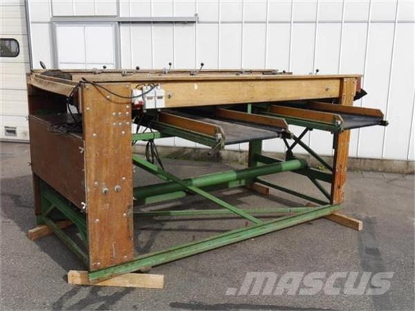 Schouten sorteermachine met 2 sorteringen Duijndam Machines