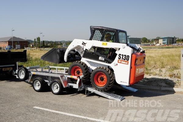 Ifor Williams CT177, 2011, Biltransporttrailer
