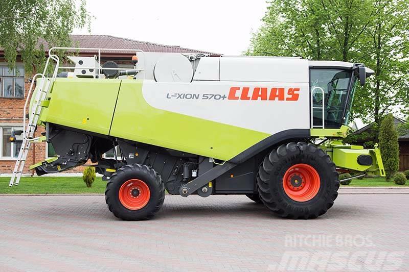 CLAAS Lexion 570 +