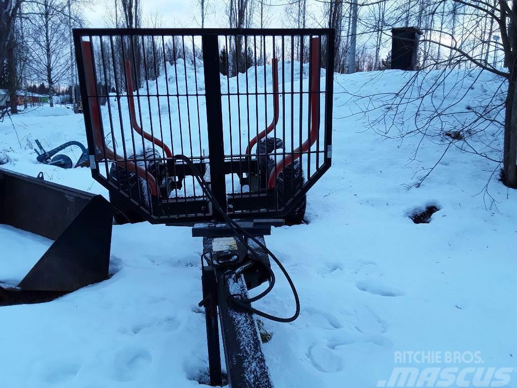 Tempo Metsäkärry 8 tn