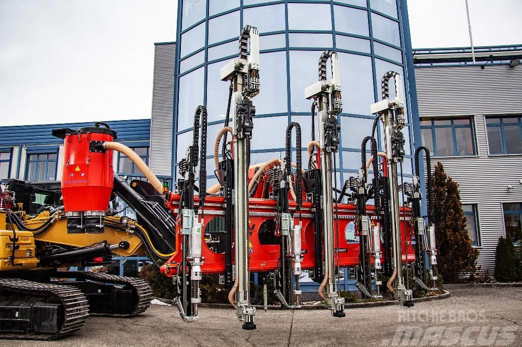 Wimmer Jura Luna drill & split-Reihen Bohrgerät