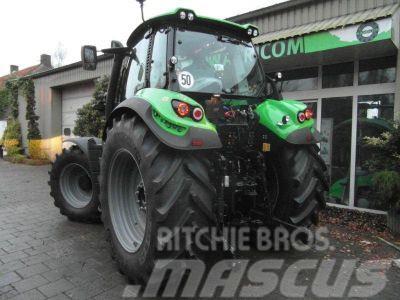 Deutz-Fahr Agrotron TTV 6.190, 2013, Traktorer