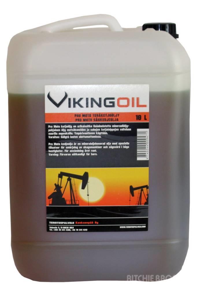 Viking Oil Teräketjuöljy 10l / Sågkedjeolja