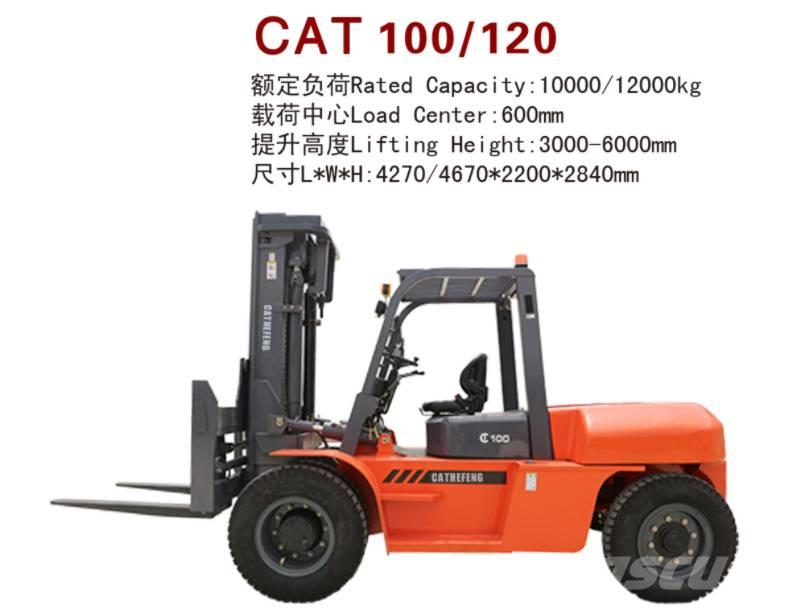 Cathefeng CAT 100/120