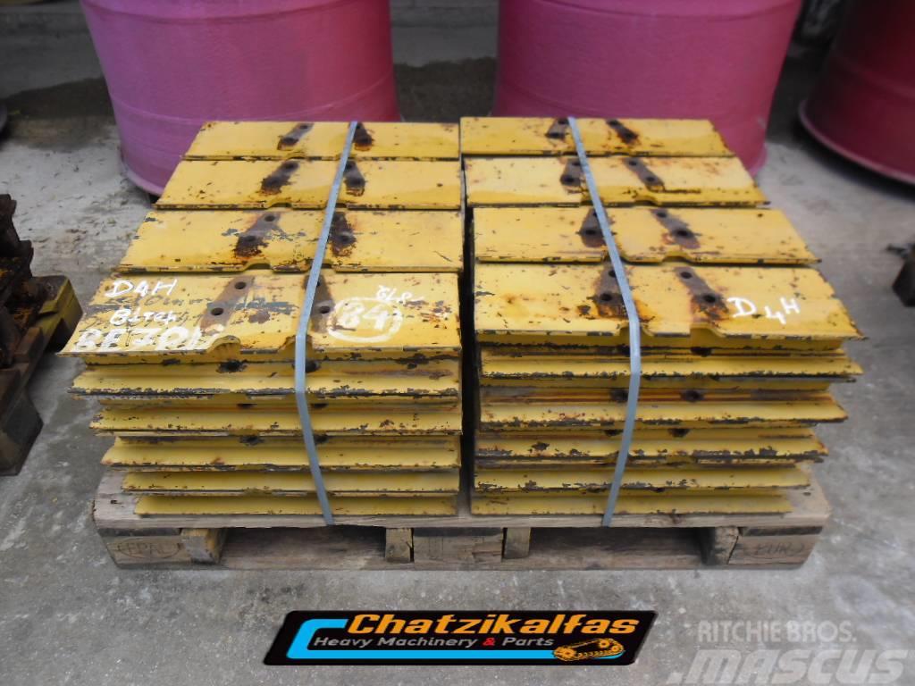 Caterpillar TRUCK SHOE D4H - 81pc