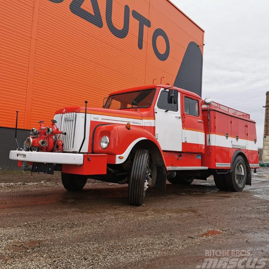 Scania L 80 4x2 Fire truck