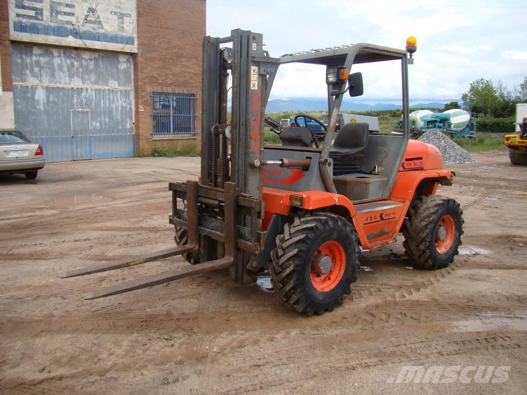 Agria TH-30 4X4