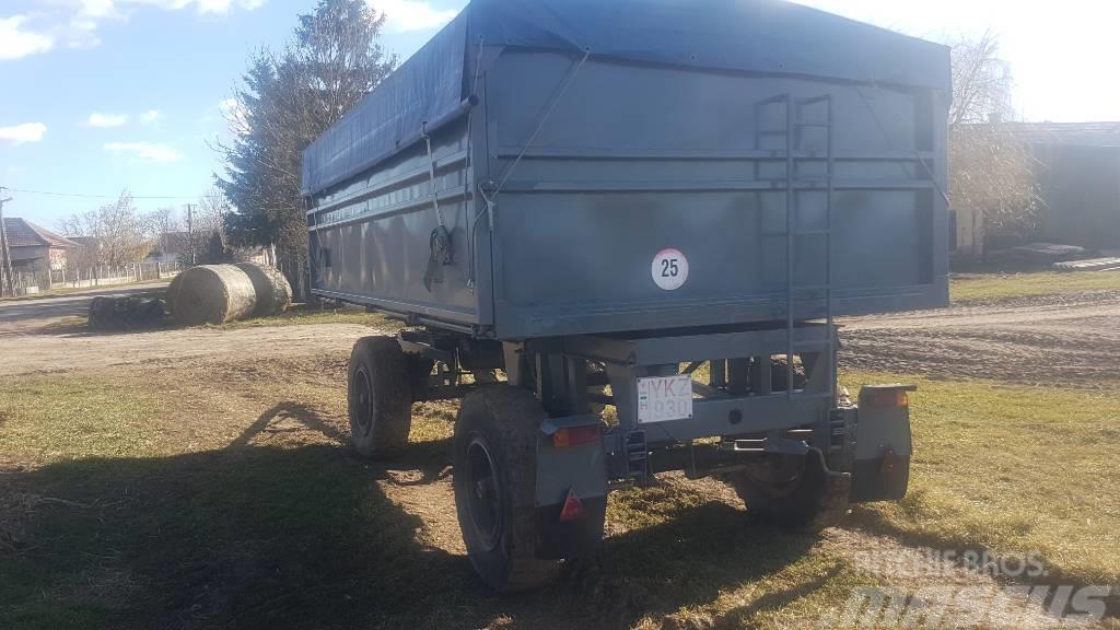 [Other] HW 6011 IFA pótkocsi