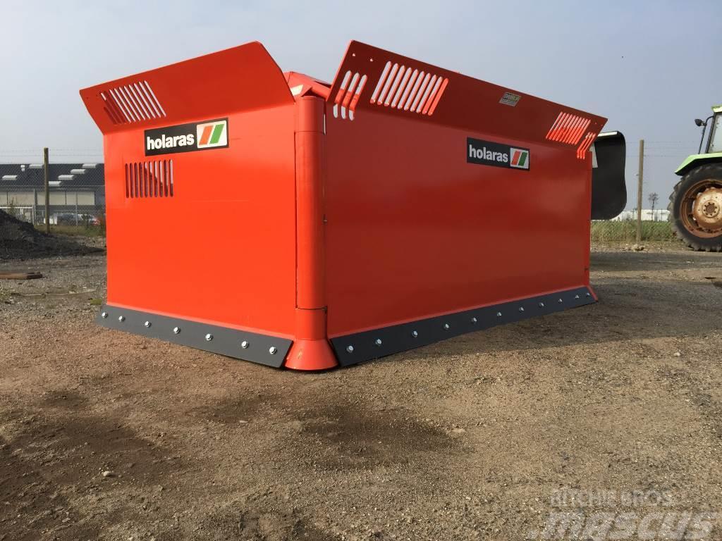 Holaras MES500-H-115F Majsdozerblad