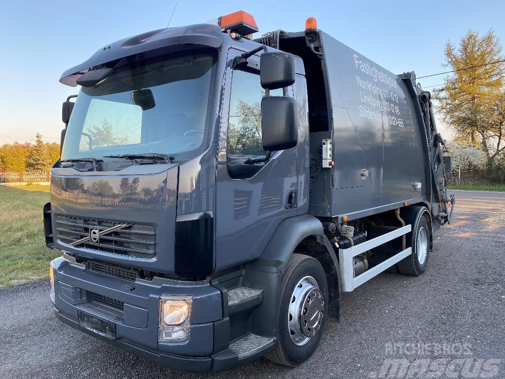 Volvo FE280 NTM 14.7m3