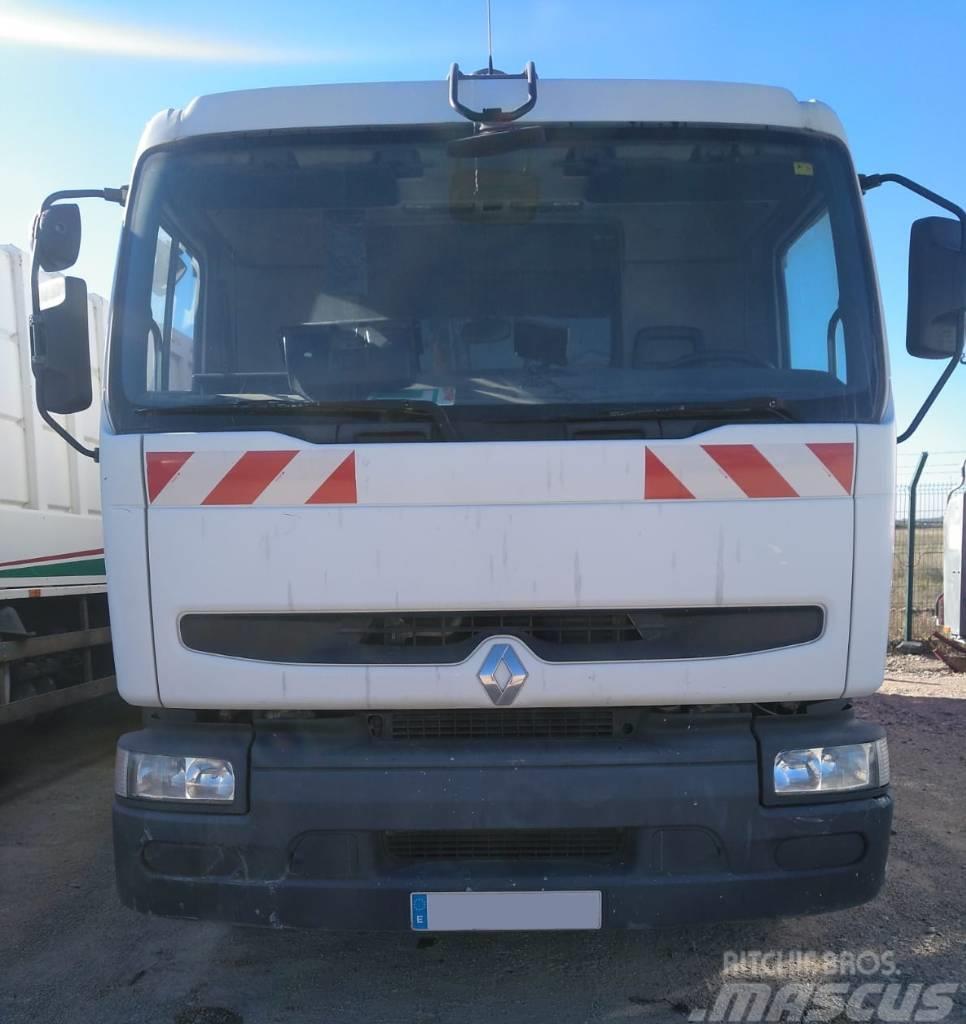 Camion BAUSRERO RENAULT +FAUN 260.19