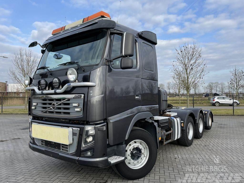 Volvo FH16.600 8X4 / 6x4+1 120TON RETARDER HYDRAULICS HU