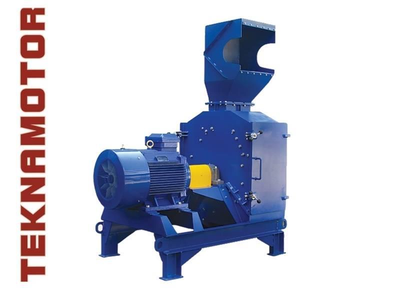 Teknamotor Hammer mill Skorpion 800