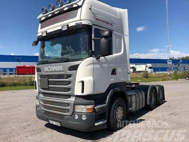 Scania R440 6x2  Dragbil    340 000:-